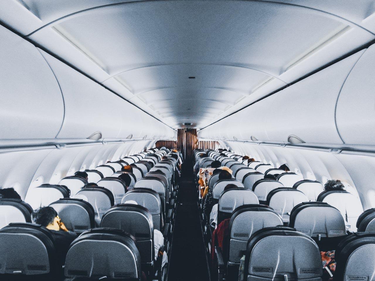 Repülőgép utastér