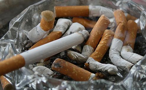 Dohányzás káros hatásai