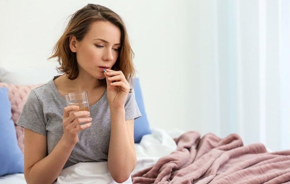 Menstruációs görcs ellen