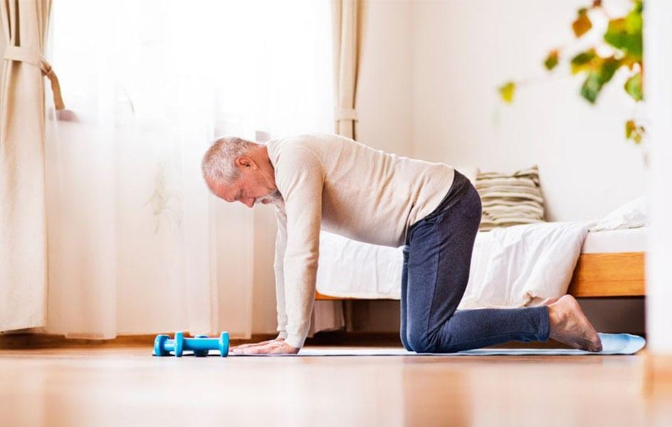 rendszeres testmozgás fontossága