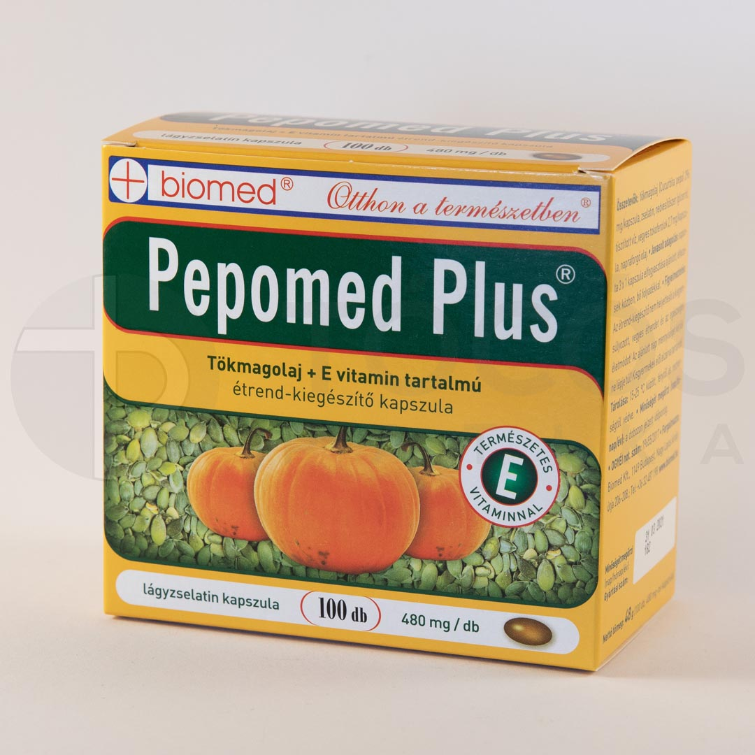 Biomed Pepomed Plus 300 mg kapszula 100x