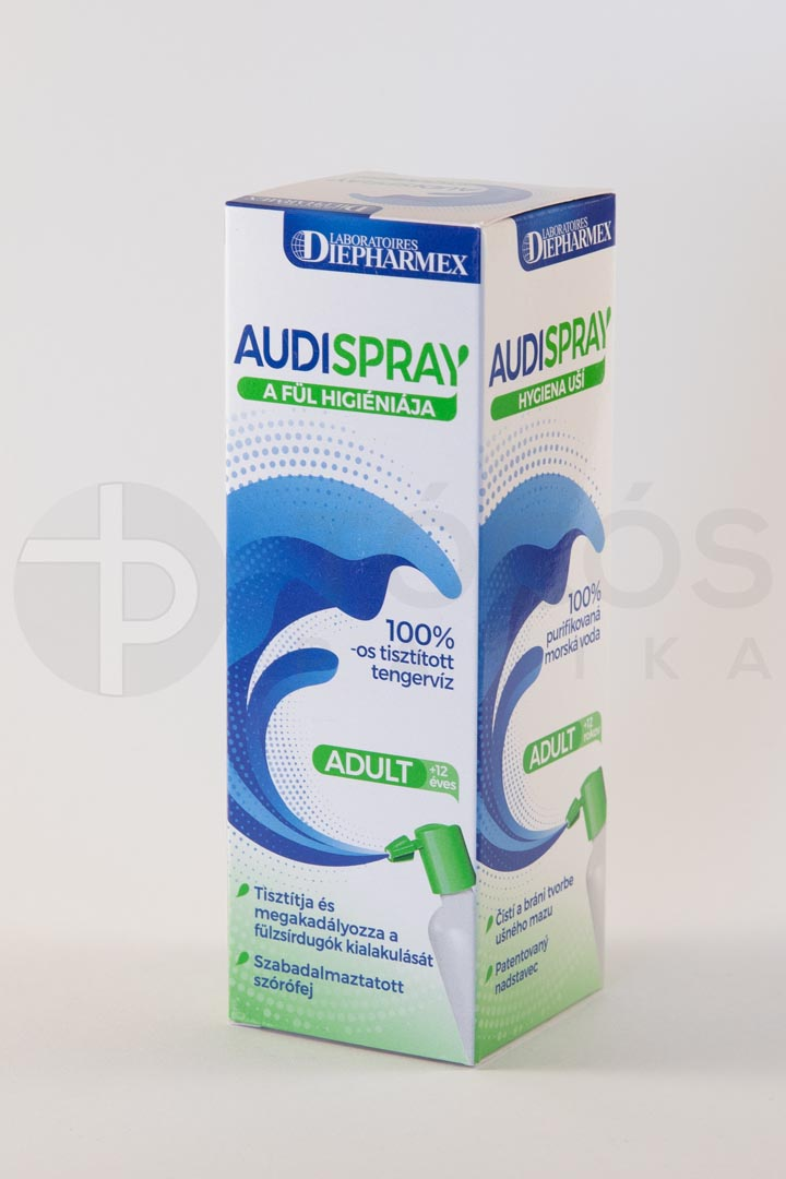 Audispray Adult fülspray 50ml