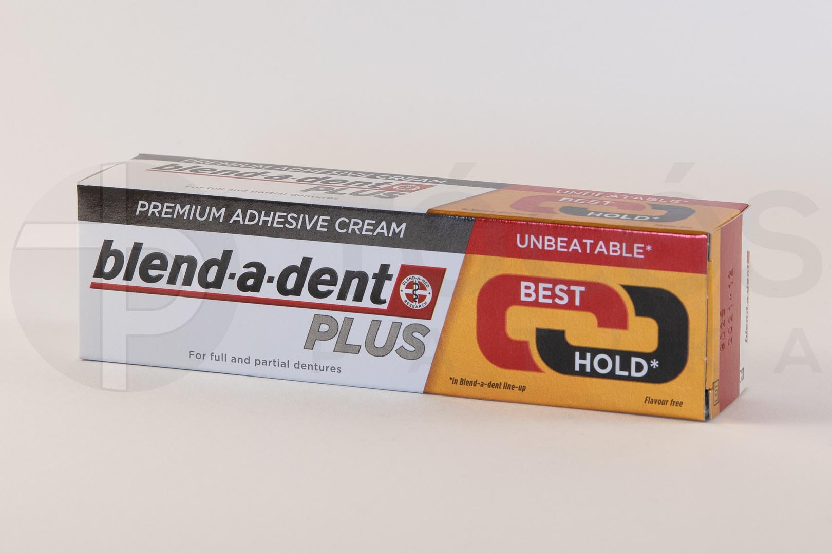 Blend-a-dent műfogsorragasztó Plus Dual Power  40g