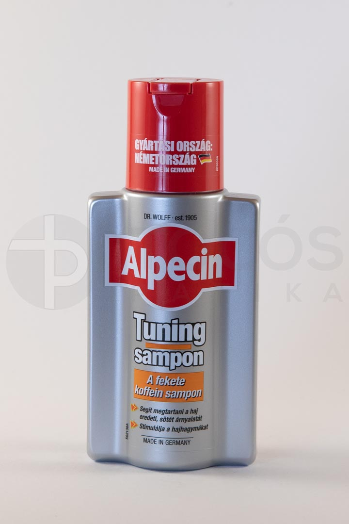Alpecin sampon Tuning 200ml