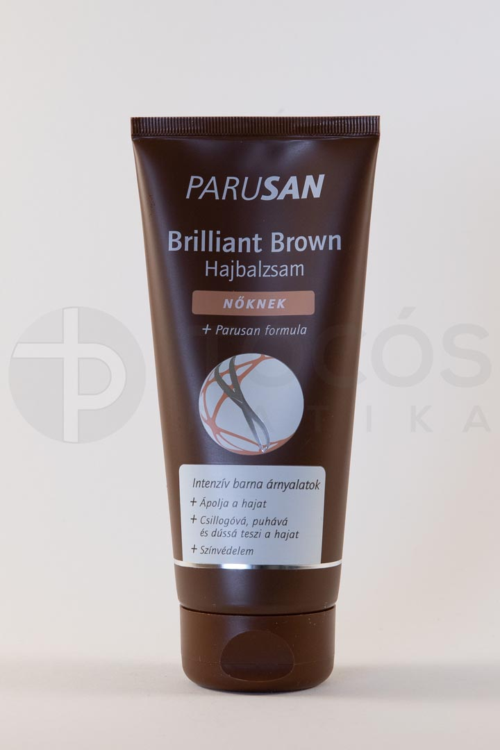 Parusan Brilliant Brown hajbalzsam  150ml