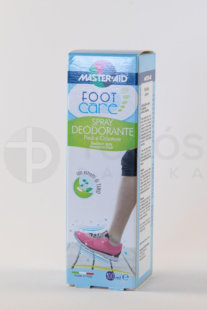 MASTER AID Foot Care lábspray 100ml