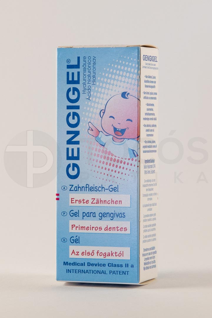 Gengigel Baby gél  20ml