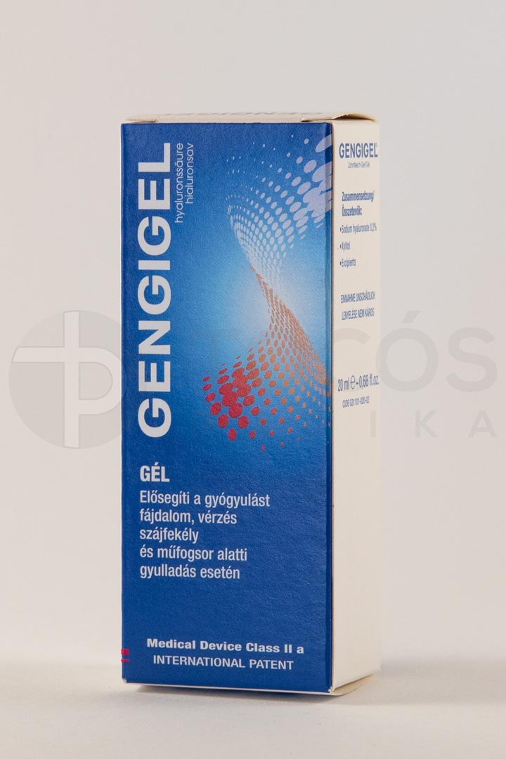 Gengigel gél 20ml