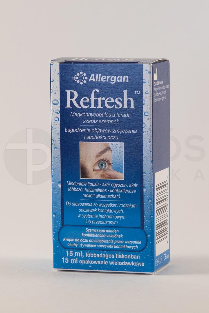 Refresh Contacts szemcsepp 15ml