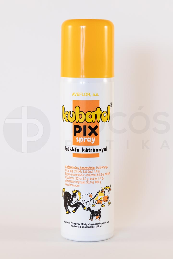 Kubatol Pix Spray a.u.v. 150g