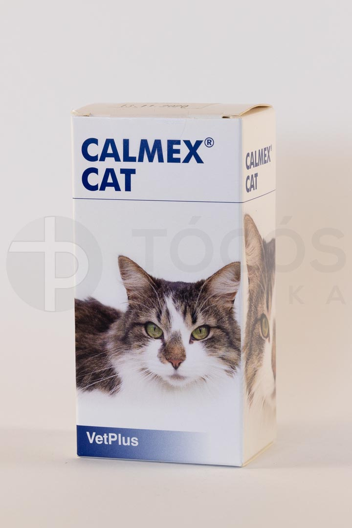 VetPlus Calmex cat a.u.v. 60ml