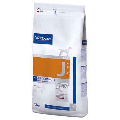 Virbac hpm diet dog Joint & Mobility 12 kg